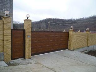 Откатные ворота_2